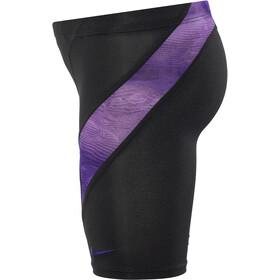 Nike Swim Cumulus Caleçon de bain Garçon, court purple